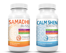 Samadhi plus Calm Shen Supplements