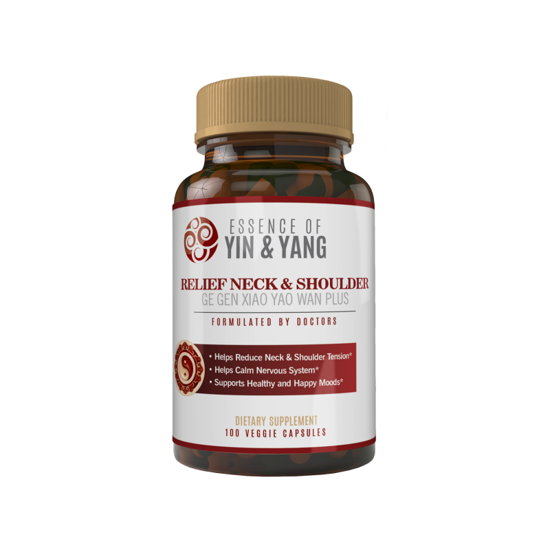 Neck and Shoulder Relief Supplement