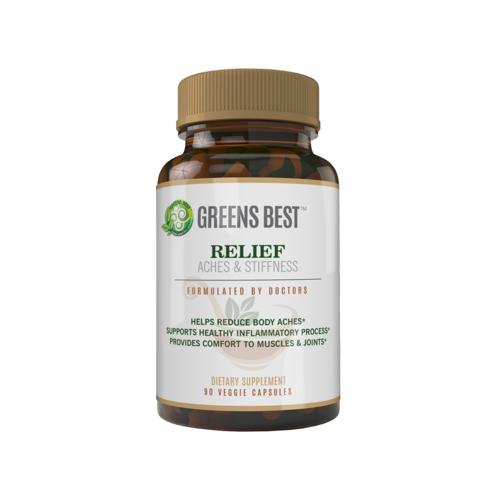 Relief for Aches and Stiffness