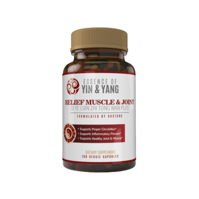 Relief for Muscle and Joint Supplement