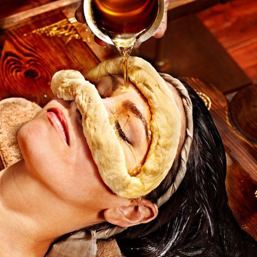 Eye Therapy | Netra Basti