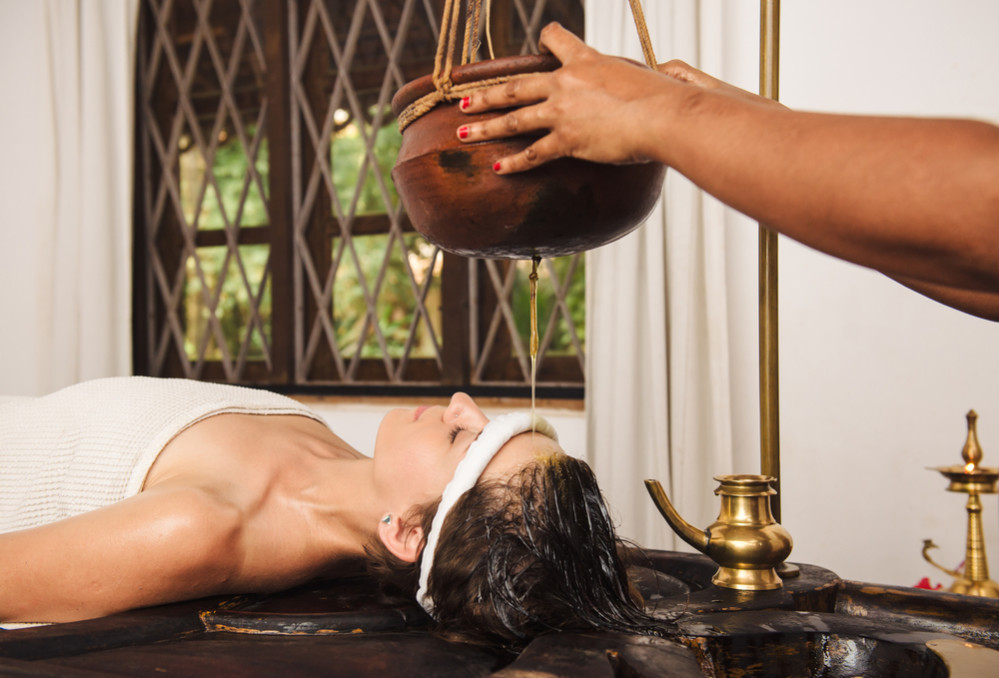 Shirodhara Therapies in Miami , Kendall Wellness Spa