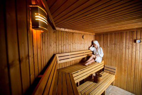 Kendall Sauna Treatment