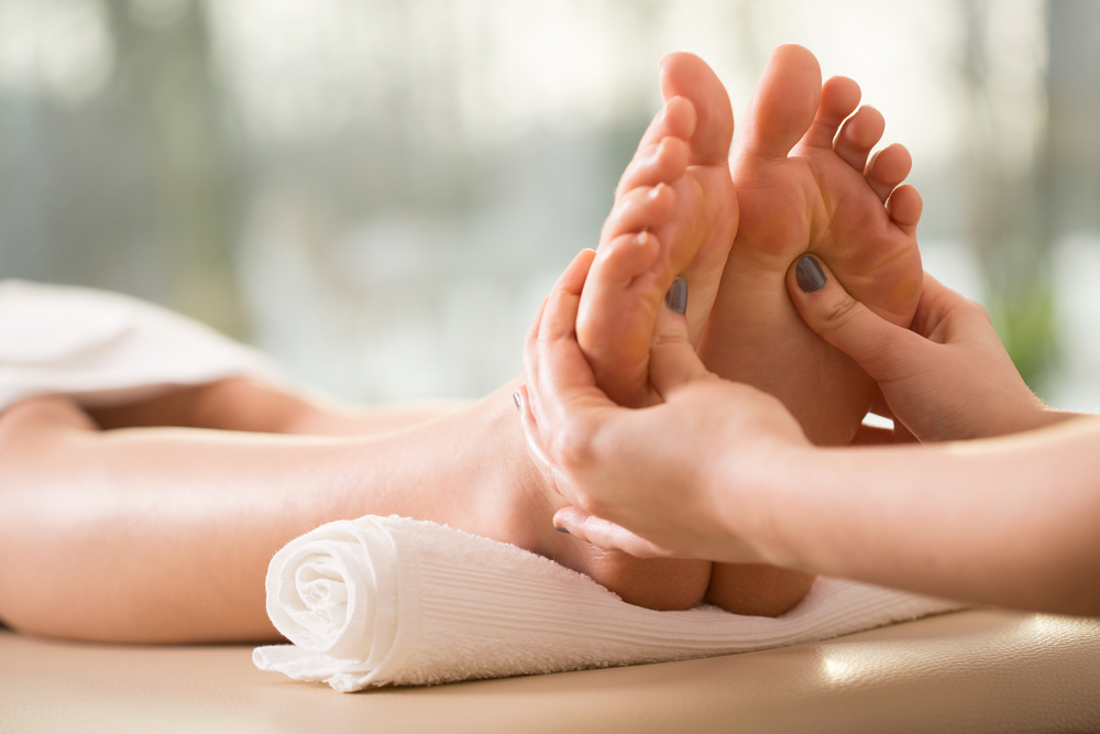 Reflexology Foot Therapy