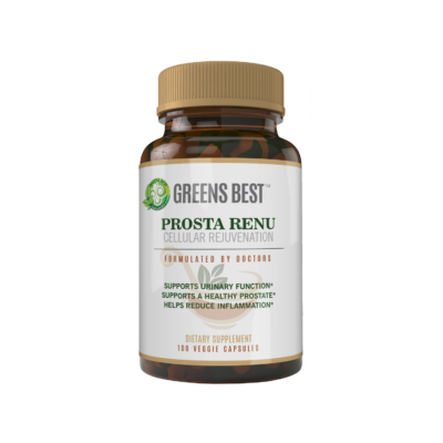 Healthy Prostate Supplement