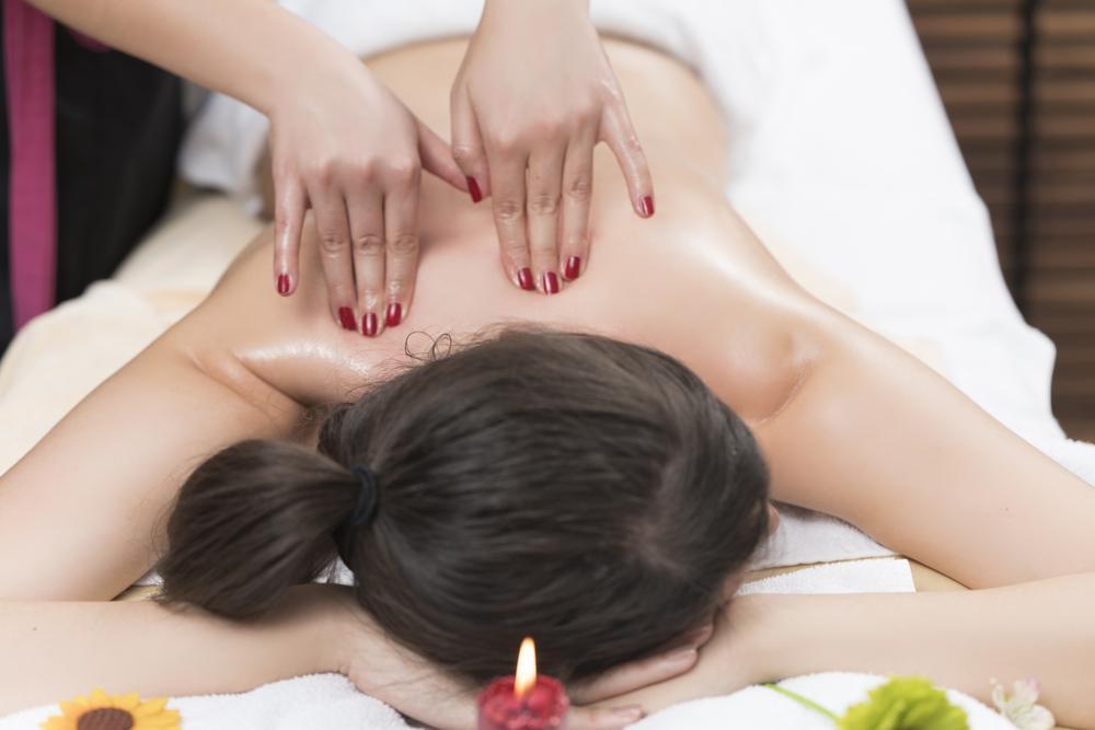 Ayurvedic Weight Loss Massage
