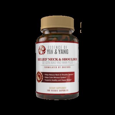 Neck and Shoulder Relief Supplement