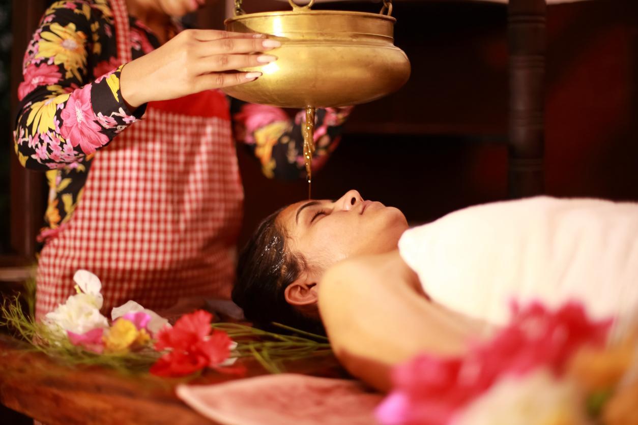 Calming Professional Massage