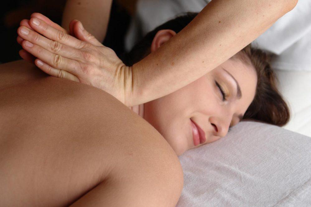 Full Body Shiatsu Massage