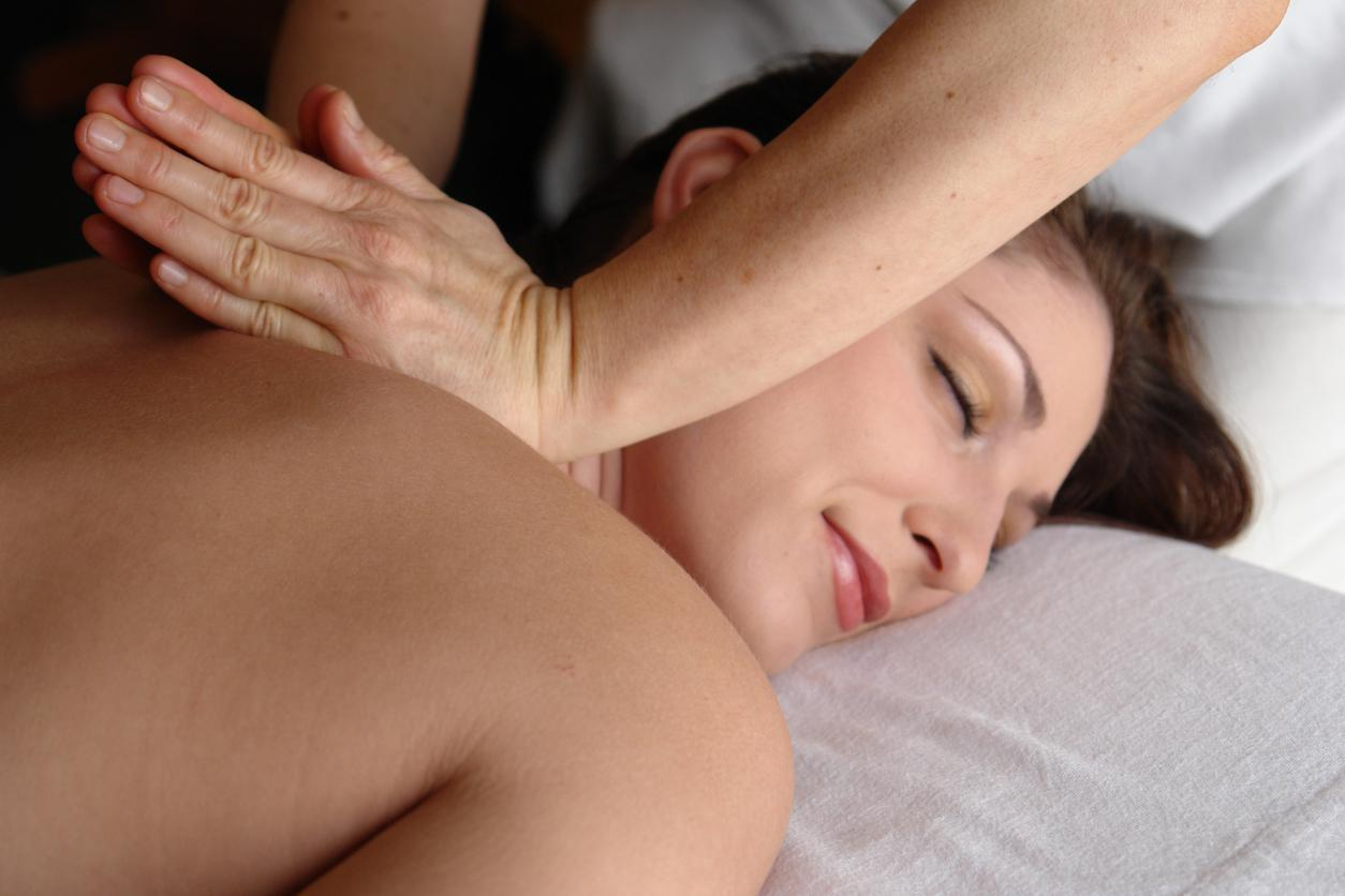 Full Body Shiatsu Massage