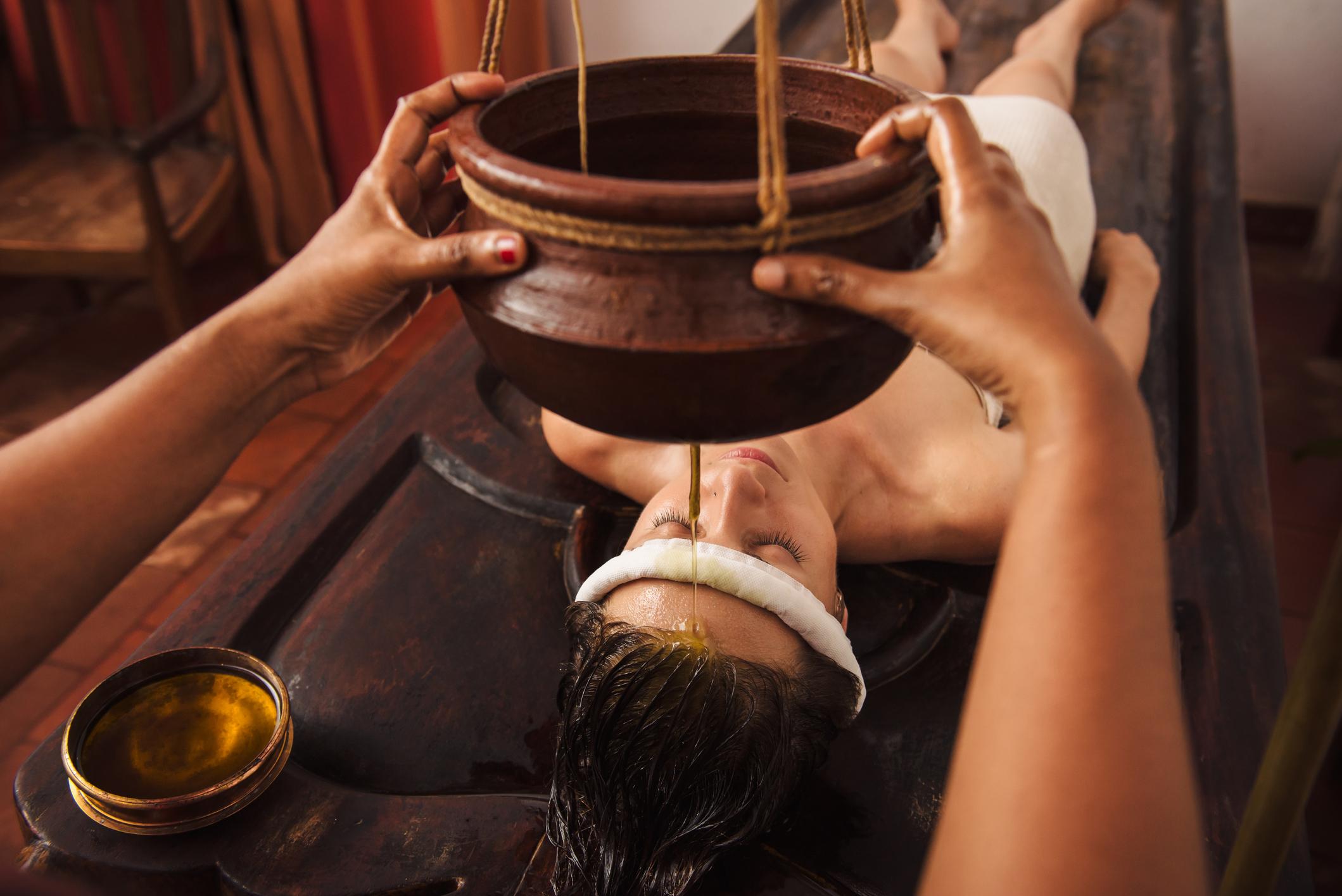 panchakarma treatment for hair loss